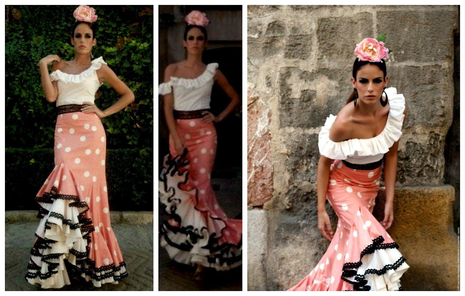c5b39a88a Modelos faldas flamenco #faldas #flamenco #modelos #modelosdeFalda ...