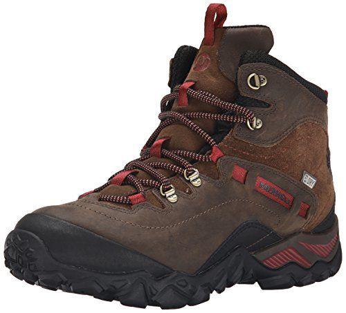 52c2461ed68 Merrell Women's Chameleon Shift Traveler Mid Waterproof Hiking Boot ...
