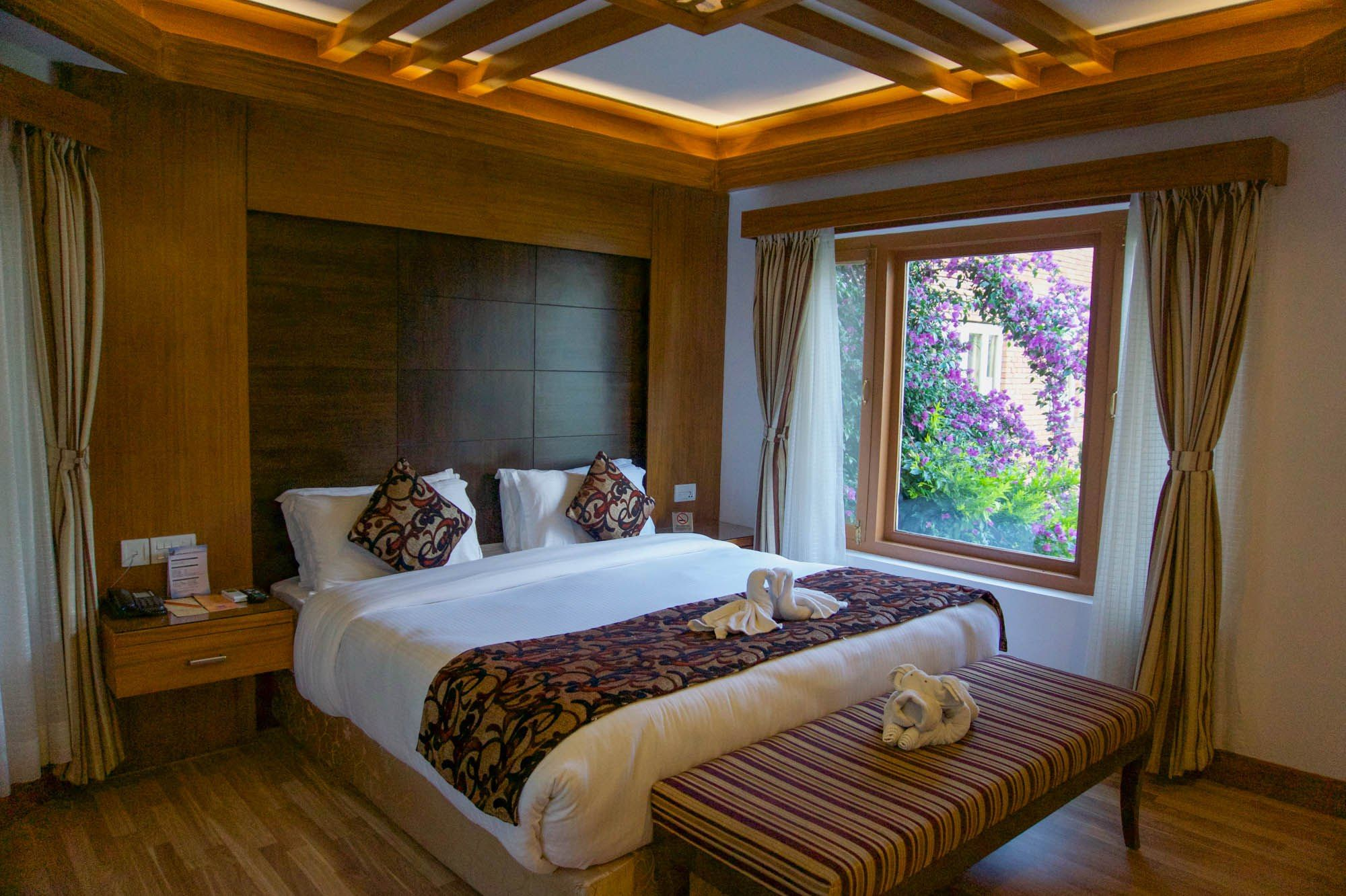 Best Places To Stay In Nepal Hotel Room Interior Kathmandu Nepal