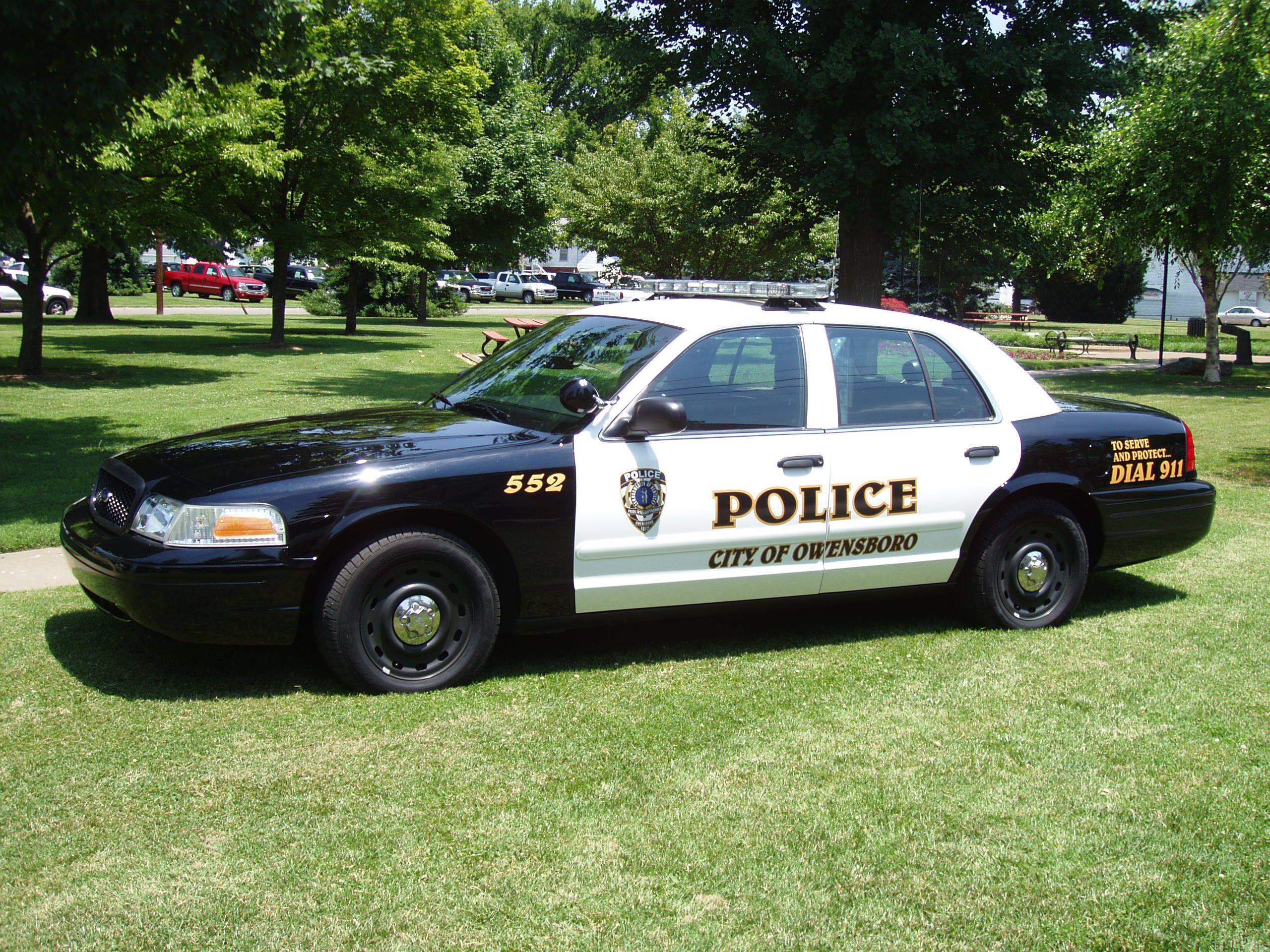 Owensboro Police Department in Owensboro Kentucky