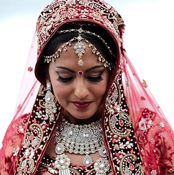 The Verve Lounge Bridal, Brisbane. Bridal makeup, Indian