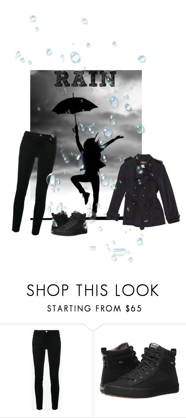 """Untitled #1060"" by jayne3944 ❤ liked on Polyvore featuring Frame, Keds and Chanel"