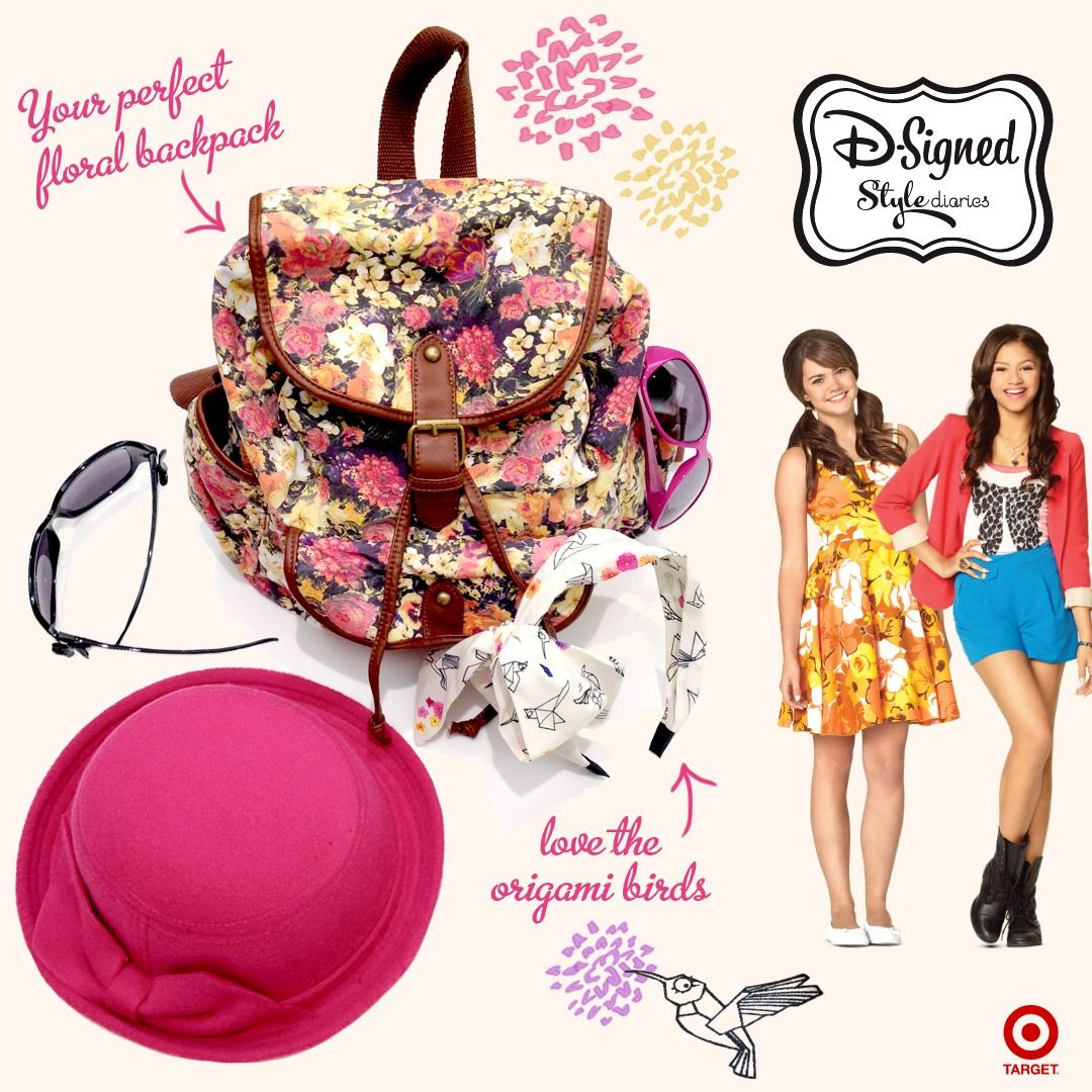 Our Latest Disney D Signed Style Diaries Collection Is