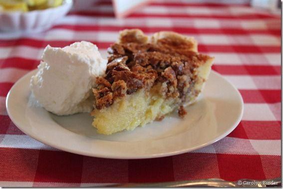 Cowlick Cottage Farm P Allen Smith S Garden2blog Part Iii Pecan Pie Recipe Delicious Pies How Sweet Eats