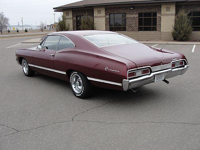1967 chevrolet impala cars pinterest chevrolet chevy impala rh pinterest com