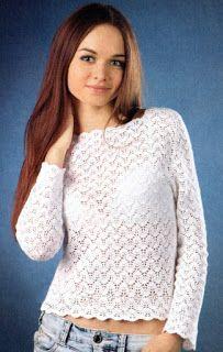 Ideas para el hogar: Poleras en crochet