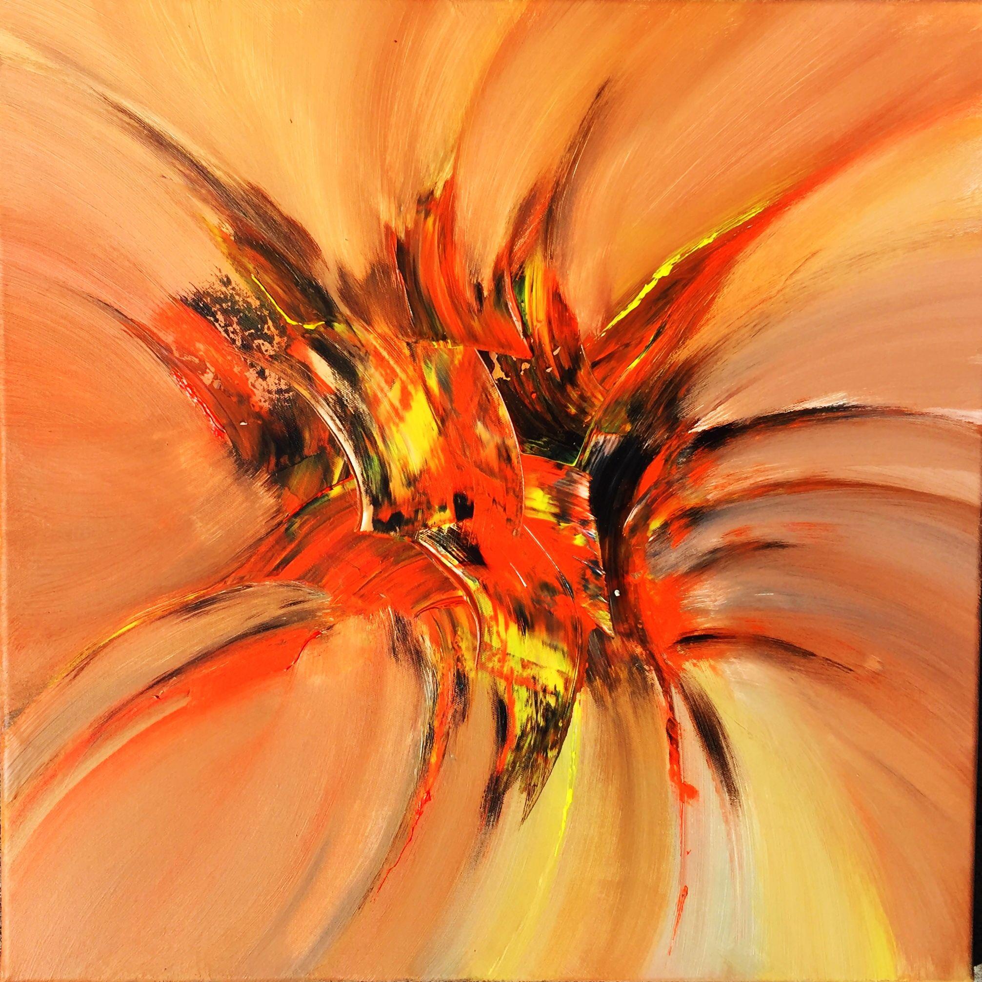 Malkurse Abstraktes Feeling Mit Acryl By Www Real Art Ch Malkurs