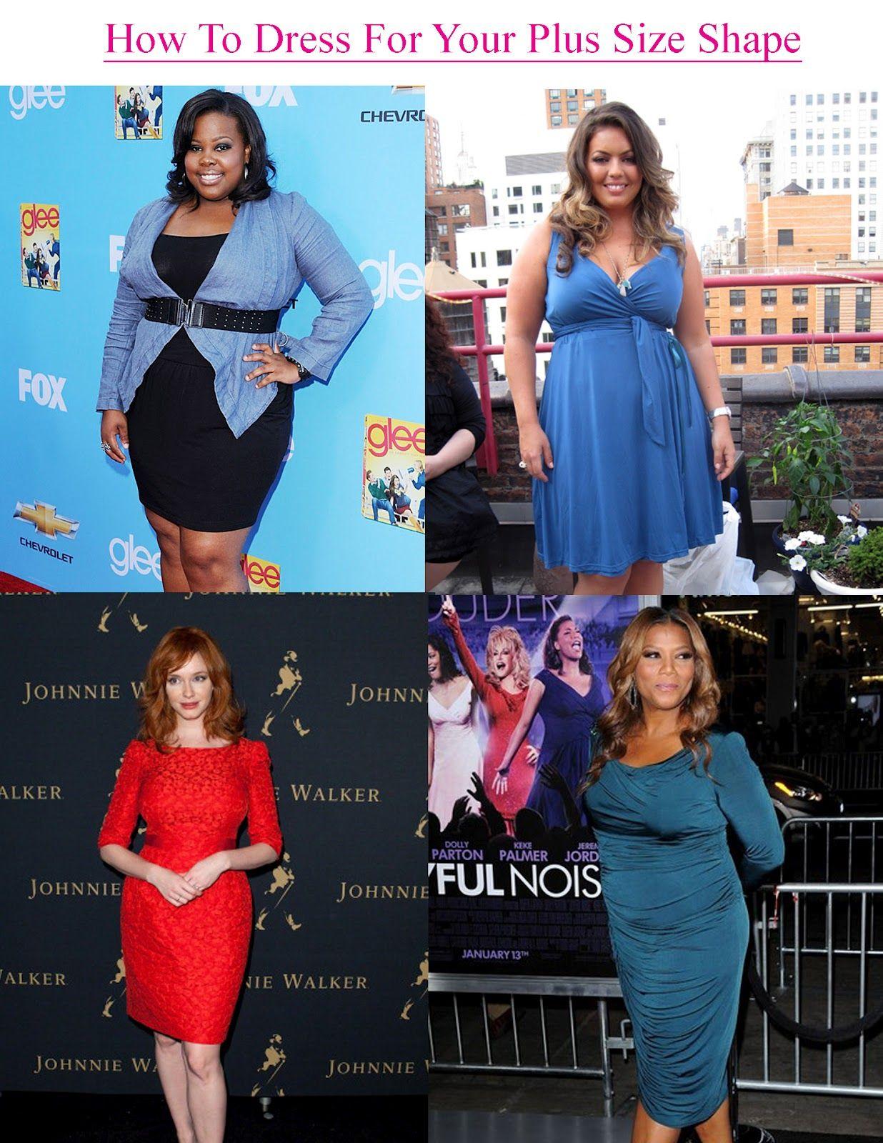 Plus size pear shape dresses for girls
