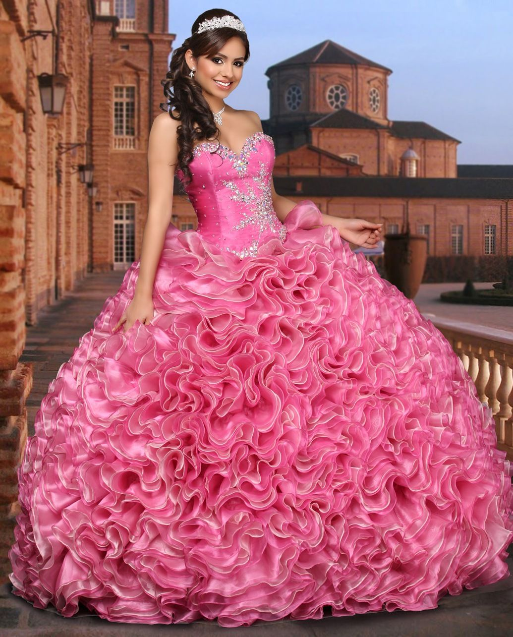 If you think this NEW Q by Da Vinci Quinceanera Dress Style 80237 is ...
