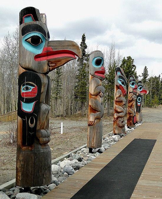 The 25 Best Totem Poles Ideas On Pinterest Native