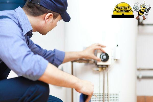 Pin By Beehive Plumbing On Utah Plumbing Water Heater Installation