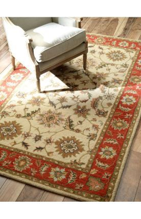 Rugs USA Folklore Beige Rug,  Traditional, area rugs, style, home decor, pattern, trend, home decor, house, home, interiors, pretty, inspire, chic, discount,