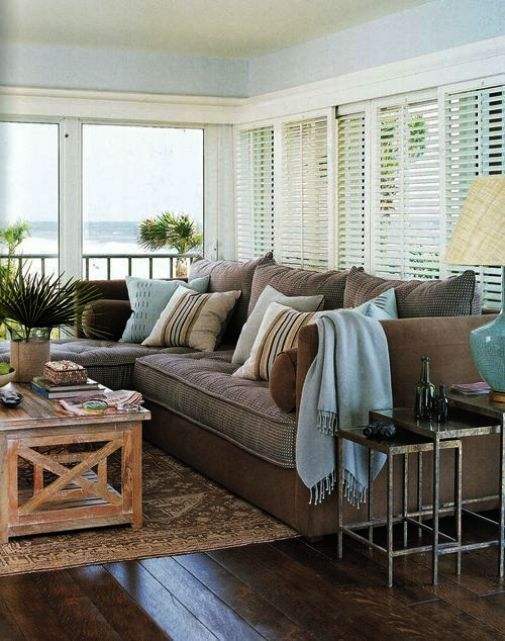 Coastal Style Renovation Rustic Beach House Interior Design