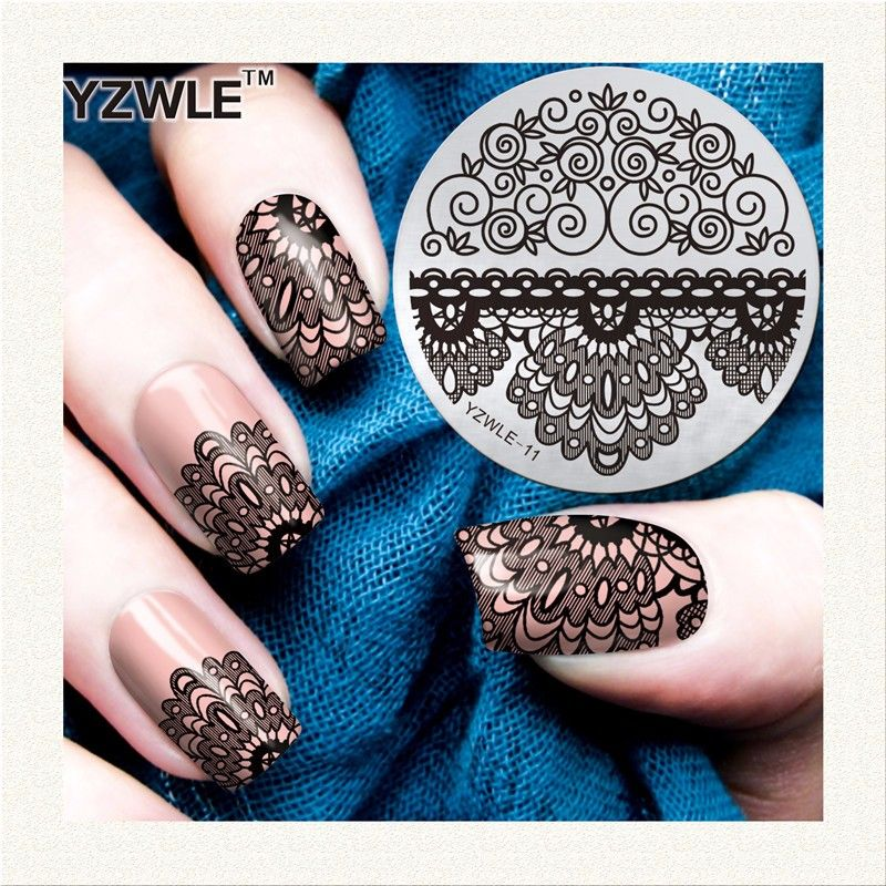 Pin by Stéphanie Junca on Plaques de Stamping | Pinterest | Ongles ...