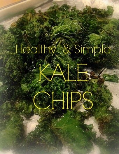 about Kale Chips on Pinterest | Easy kale recipes, Making kale chips ...