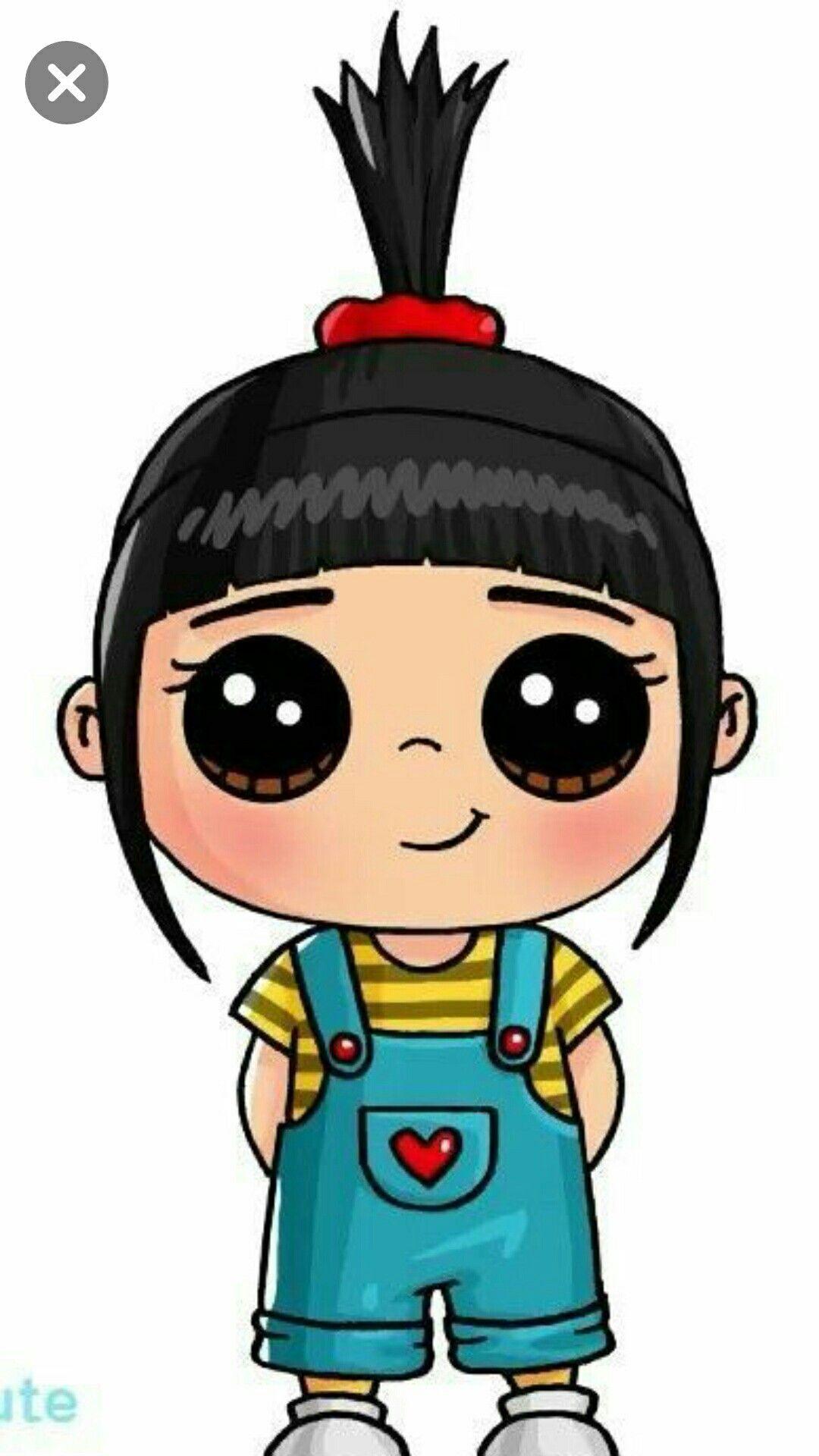 Pin by Fienka R M Mastantio on Cartoon | Cute kawaii ...
