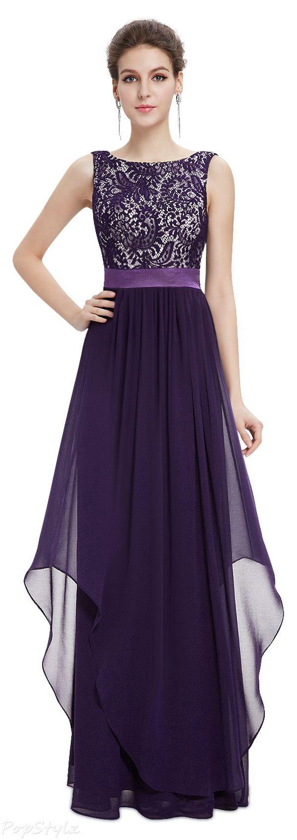 Ever Pretty Elegant Sleeveless Long Evening Dress | Senhoras ...