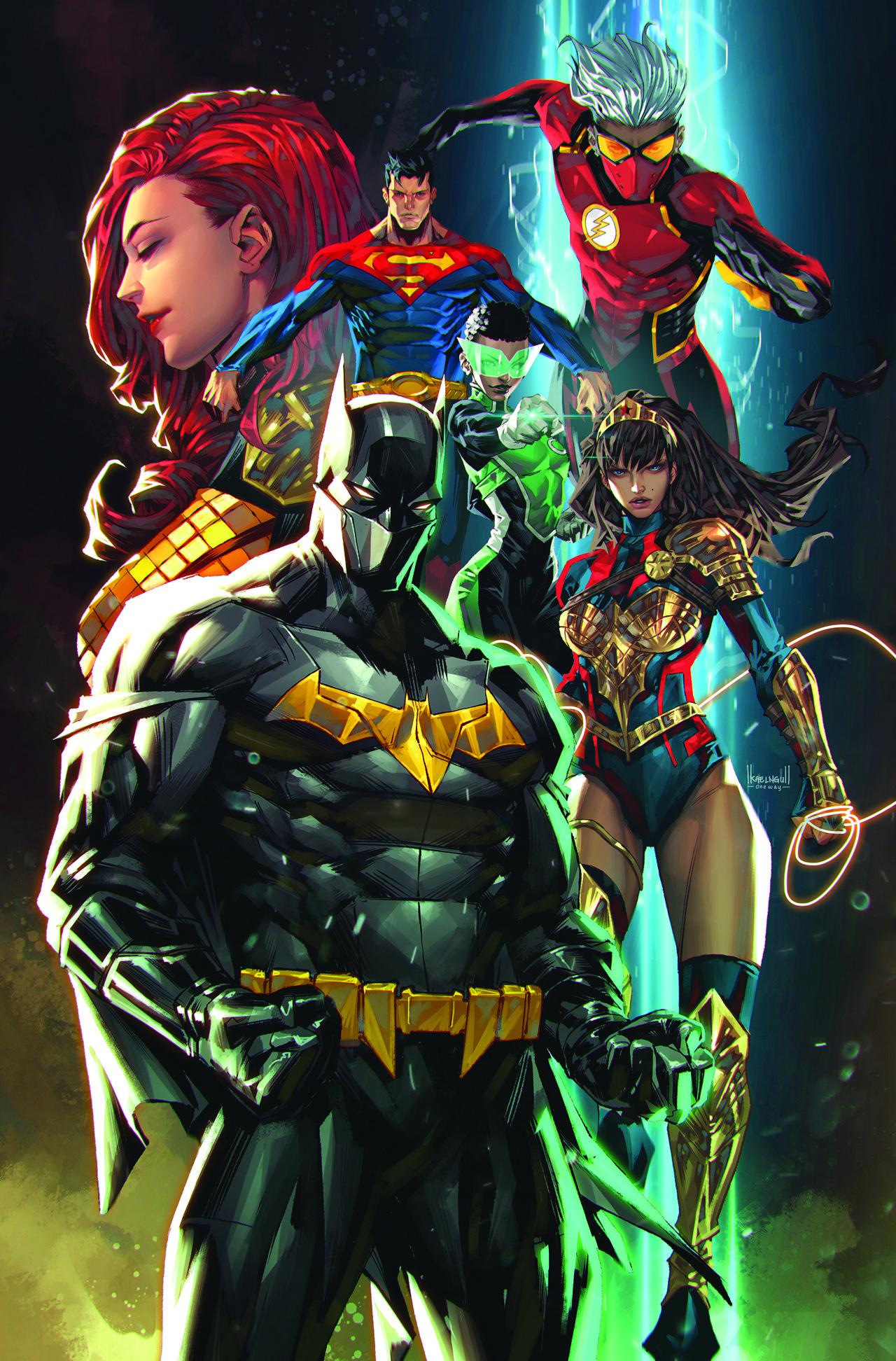 Dc Future State Superman And Justice League January 2021 Solicitations Dc Comics Heroes Dc Comics Superheroes Dc Comics Artwork