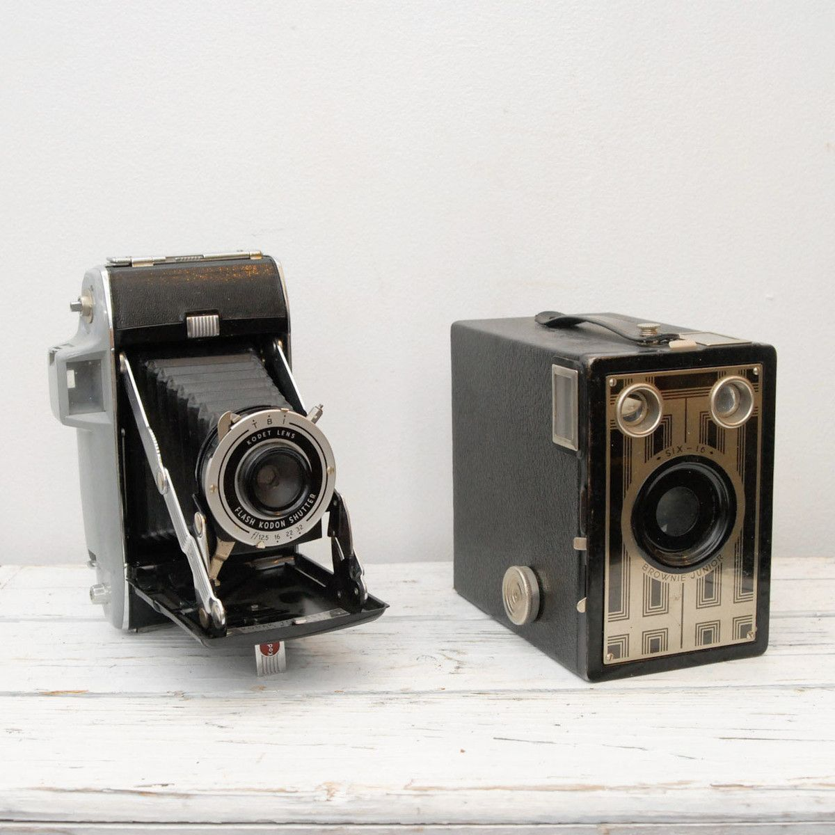 Fab.com | Kodak Camera Pair II