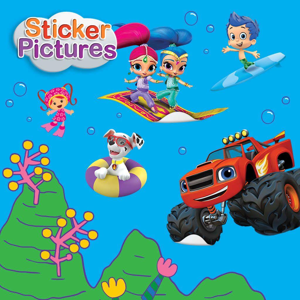 Nick Jr Sticker Pictures Summer 2017 Nick Jr Games Science Games Nick Jr