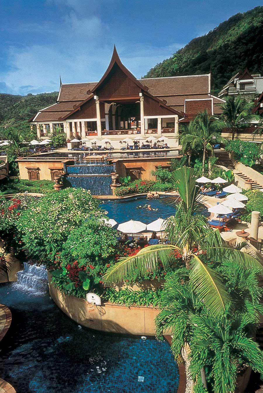 Phuket Marriott Resort and Spa, Nai Yang Beach | SE Asia | Pinterest ...