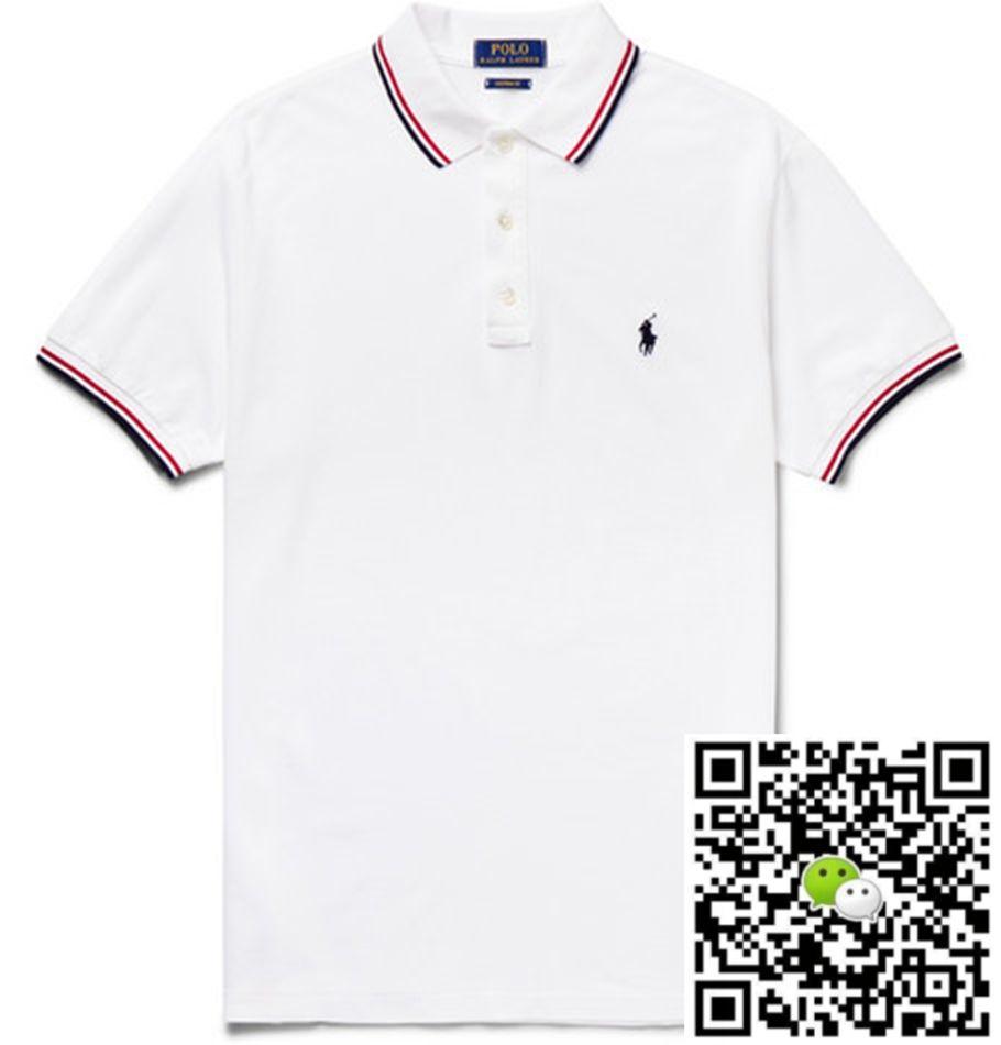 Polo Ralph Lauren Contrast Tipped Cotton Piqu Polo Shirt Nba