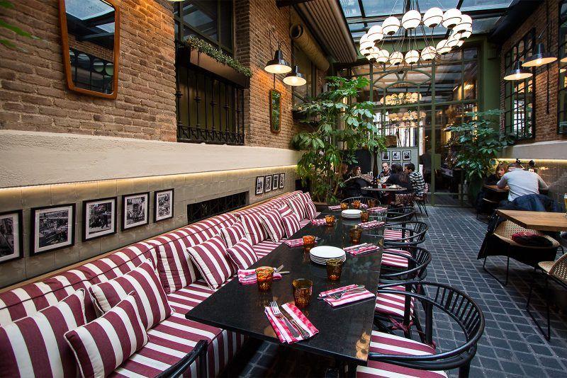 Fellina El Restaurante Donde Redescubrir La Esencia De Italia Restaurantes Restaurantes Madrid Viajar Por Espana