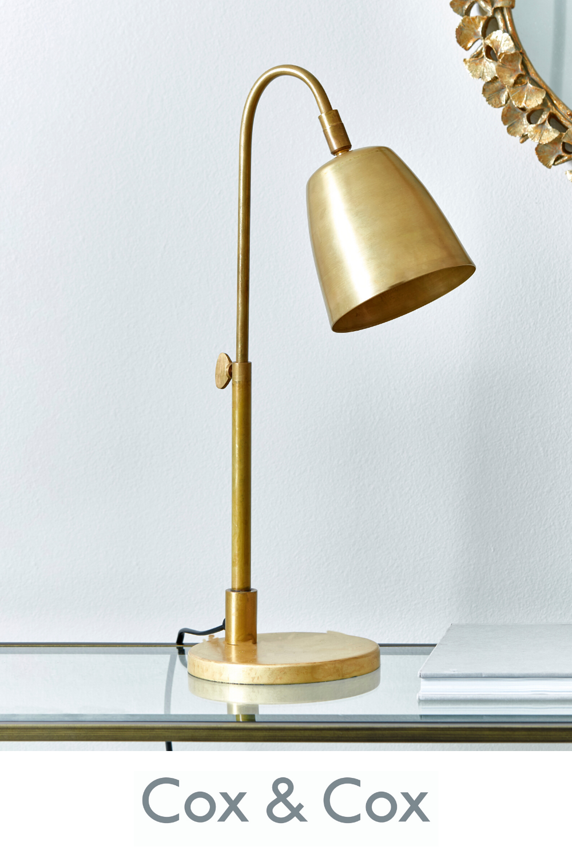 Antique Brass Desk Lamp In 2020 Desk Lamp Antiques Antique Brass