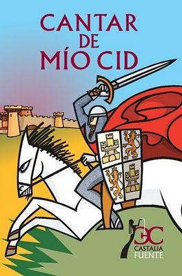 El Cantar Del Mio Cid Cantando Libros Para Leer Portadas De Libros