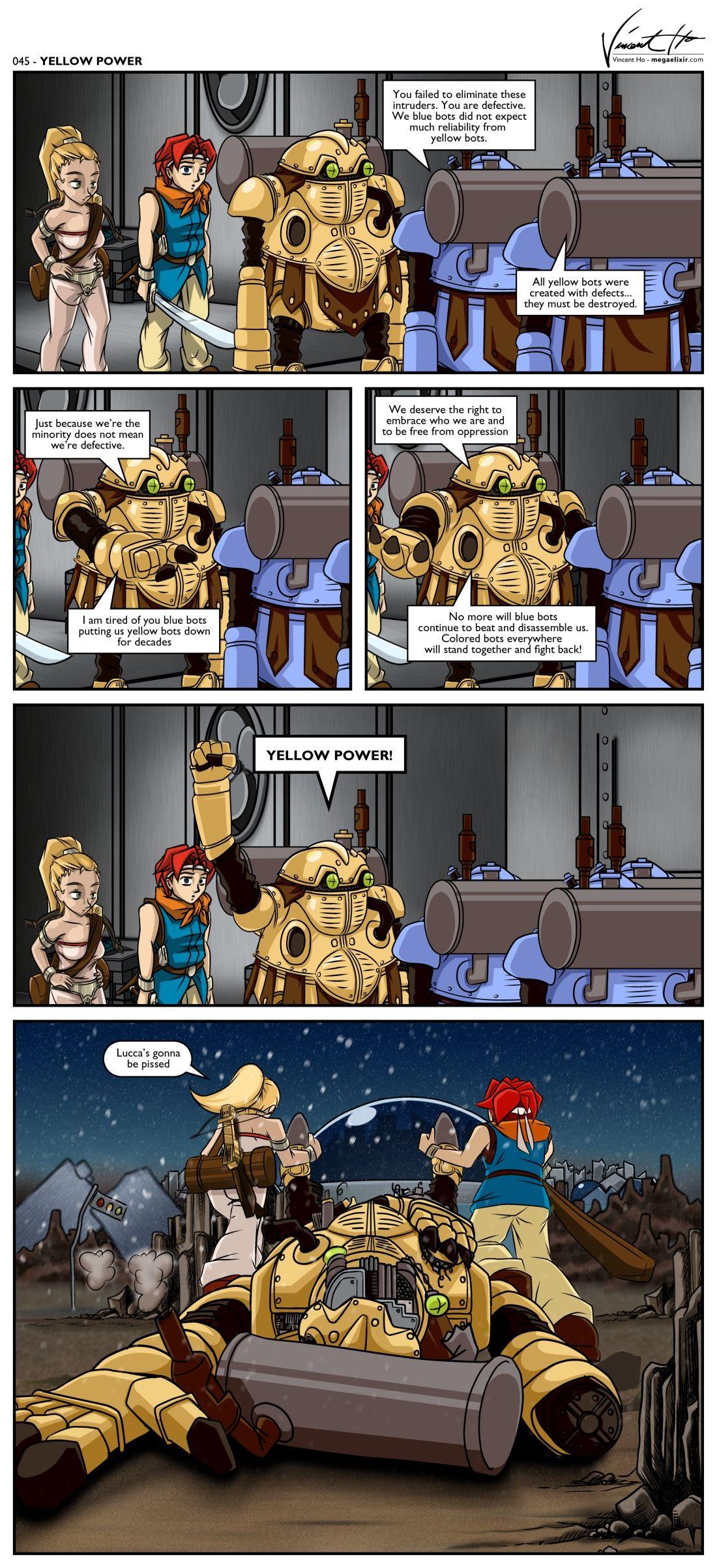 Chrono Trigger Comics   WebComics   Chrono trigger, Chrono cross