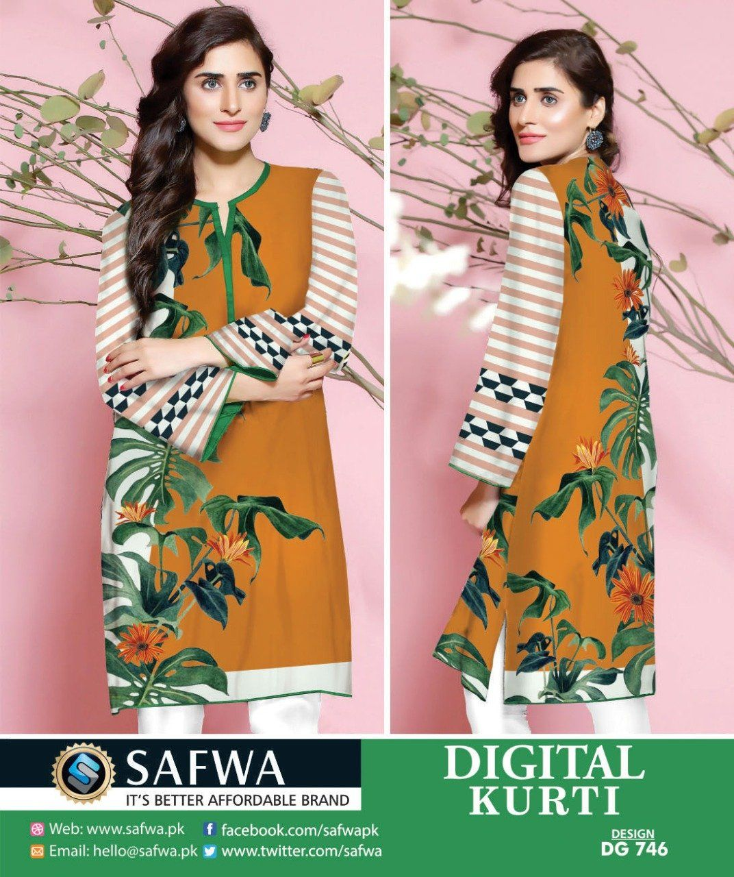 d0945a5e16 Safwa Brand - Price PKR850.00 only - Free Delivery! - Cash on Delivery