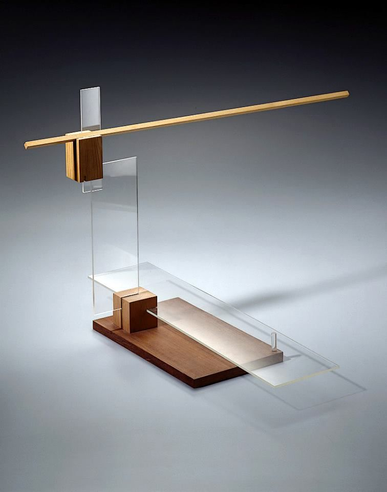 Balance study from l szl moholy nagy s preliminary course for Bauhaus replica deutschland