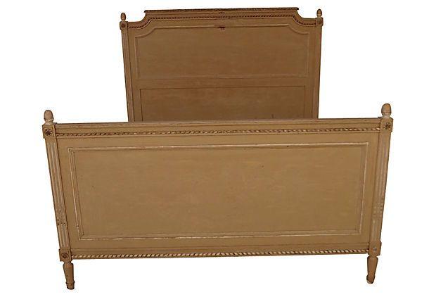 Swedish Gustavian Bed Frame On Onekingslane Com Gustavian Bed