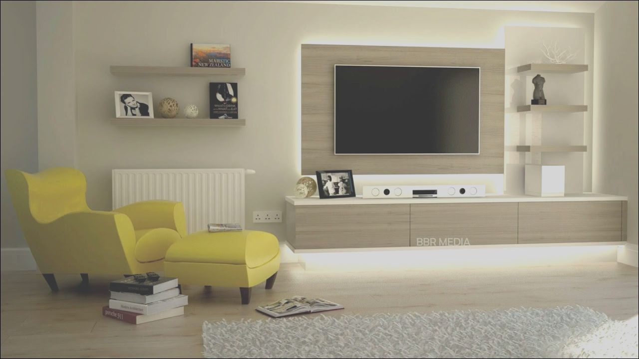 15 Minimalist Small Living Room Ideas With Tv Collection In
