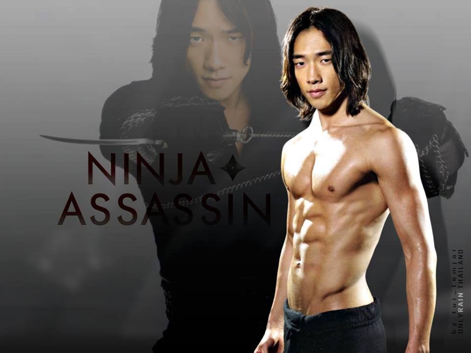 Rain As Raizo Ninja Assassin My Bias Jung Ji Hoon Aka Rain