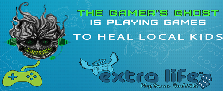 Join Team The Spirit Of Gaming In Extra Life In 2020 Video Game News Teams Games