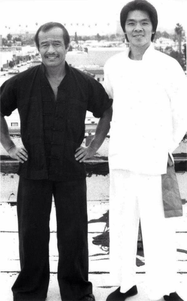 guro dan inosanto sifu william cheung wing chun gung fu