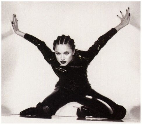 Tuesday Throwback Madonna Human Nature