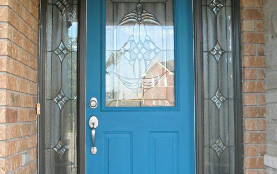 Painting-My-Front-Door-Teal-Debi-Carser-Add-Value-To-Your-Home