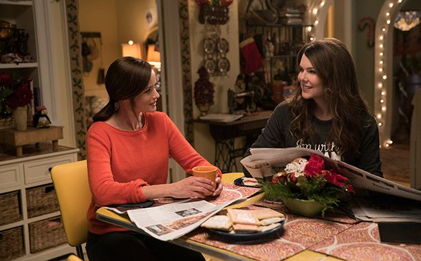 Hear The Songs In Gilmore Girls A Year In The Life Gilmore
