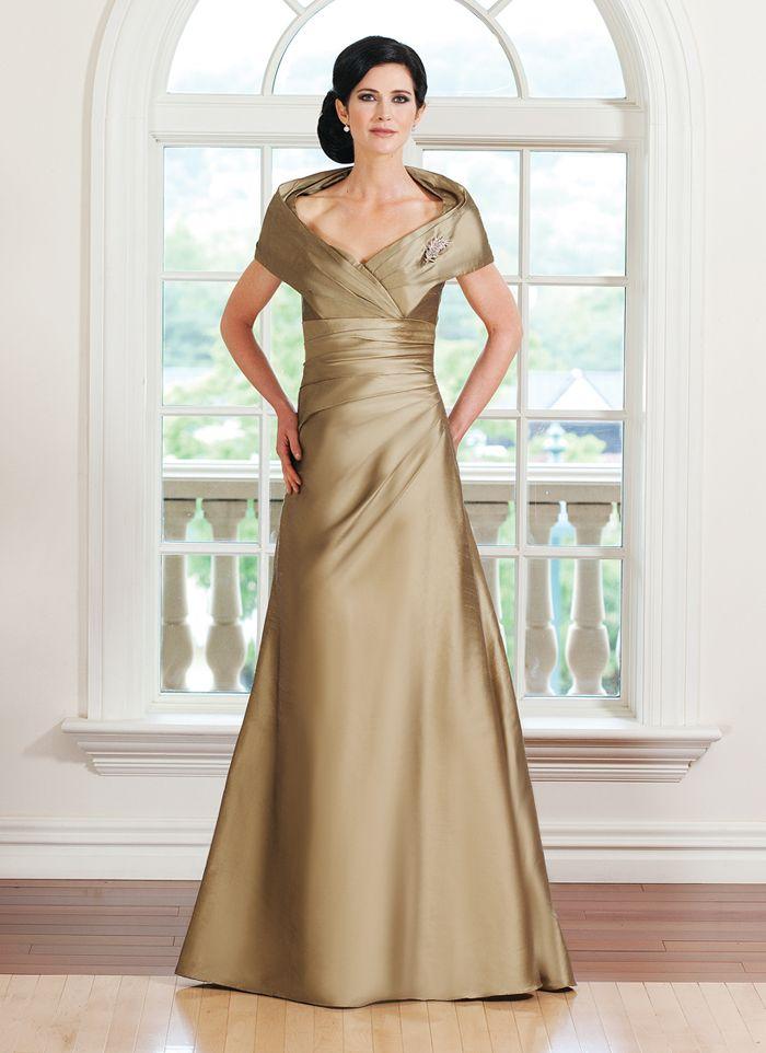 Sarah Danielle 5216 Mother Of The Bride Gown Elegant Wedding Dress Principal Sponsors Gown Weddings