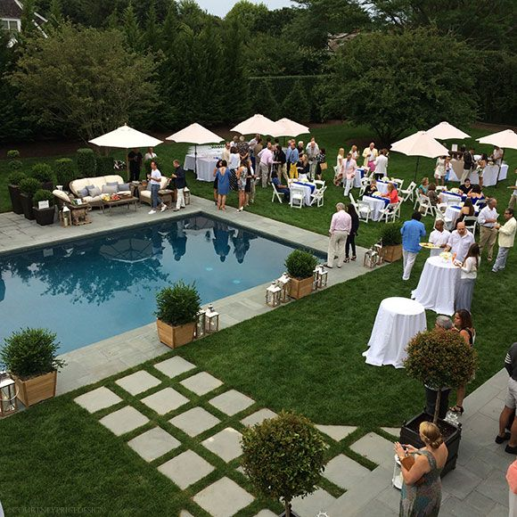 Hampton Designer Showhouse is part of Swimming pools backyard, Backyard pool landscaping, Backyard pool designs, Backyard pool, Swimming pool designs, Pool patio - Come tour the Hampton Designer Showhouse with me  Prepare yourself for an infusion of luxury Interior Design