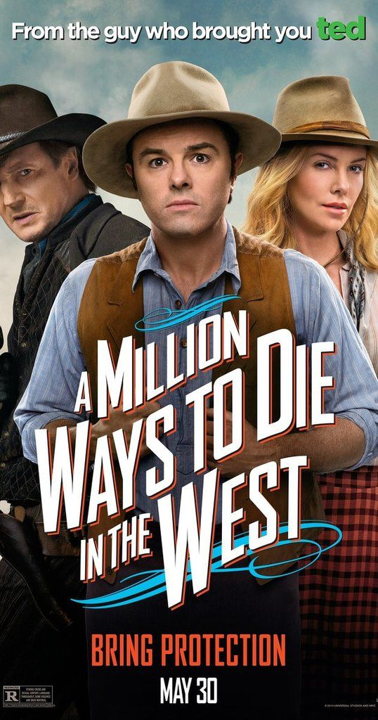 A Million Ways To Die In The West Unrated UV Digital Code