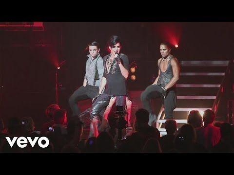 Adam Lambert Whataya Want From Me Youtubepicturestream