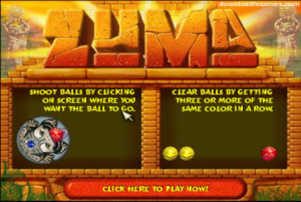تحميل لعبة زوما 2014 اخر اصدار Online games, Zuma deluxe