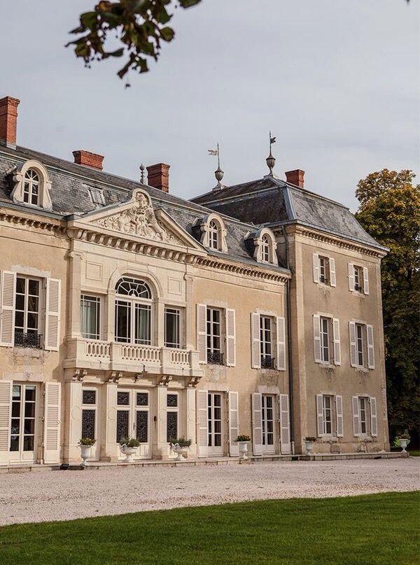 Chateau de Varrenes, Quincié en Beaujolais, Rhône Alpes