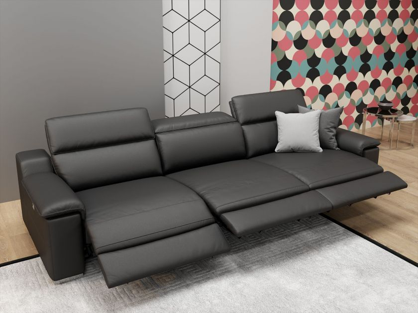 MACELLO 3-Sitzer Sofa XXL | Salon