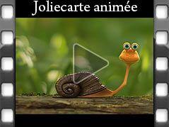 Jolie carte merci animee