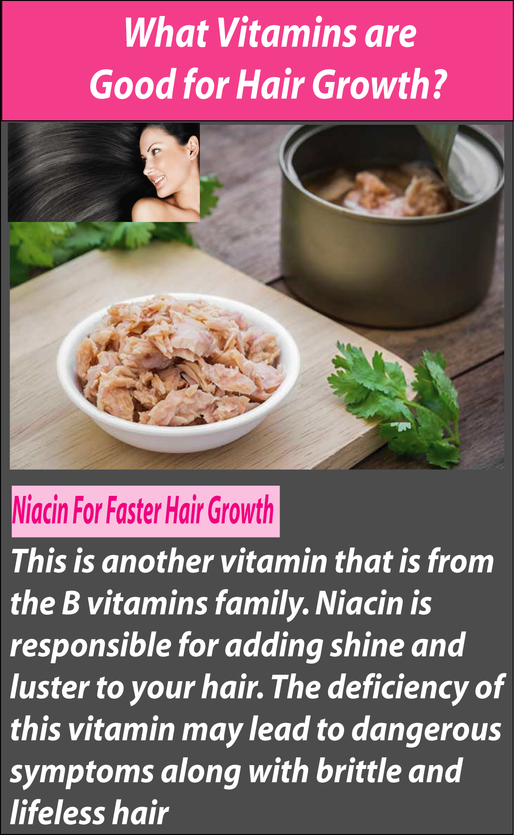 What is good for hair