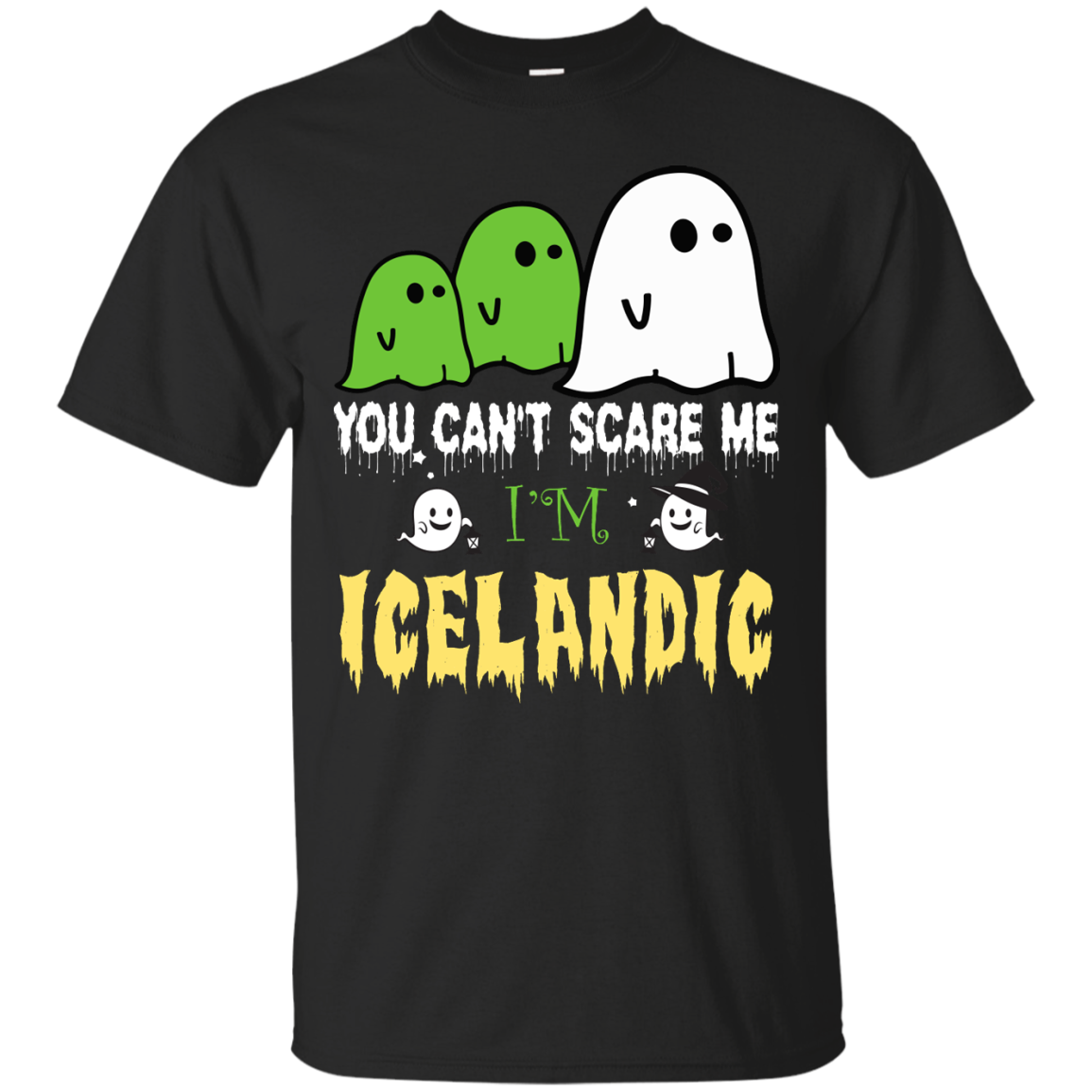 Halloween You can't scare me, i'm ICELANDIC http://99promocode.com/products/halloween-you-cant-scare-me-im-icelandic #Mens #womens #fashion